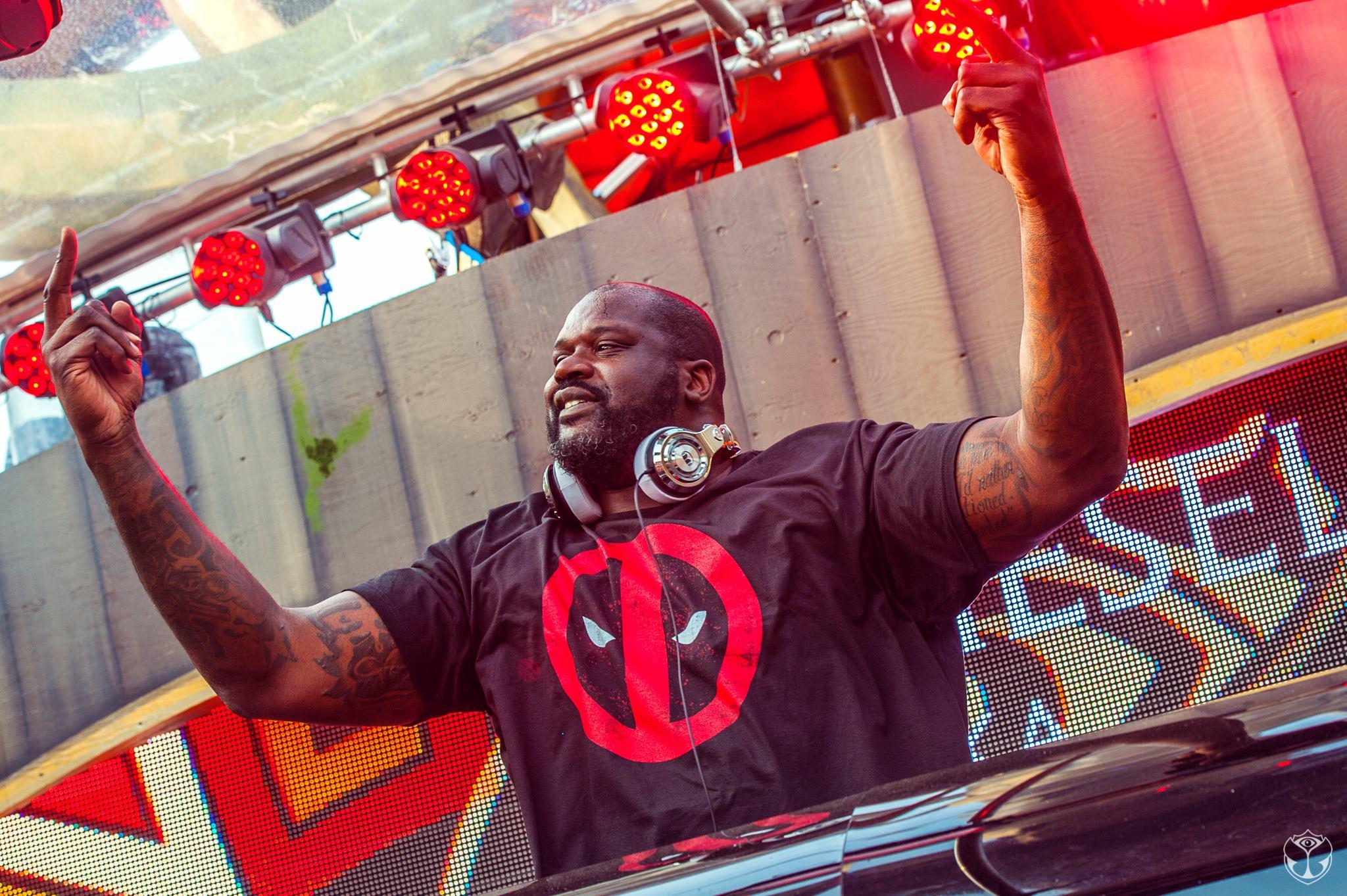 Shaq aka DJ Diesel Drops New 30-Minute Mix For Too Future