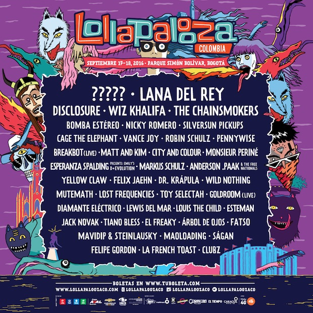 lolla colombia