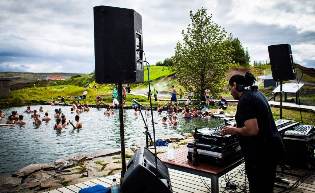 secret solstice pool