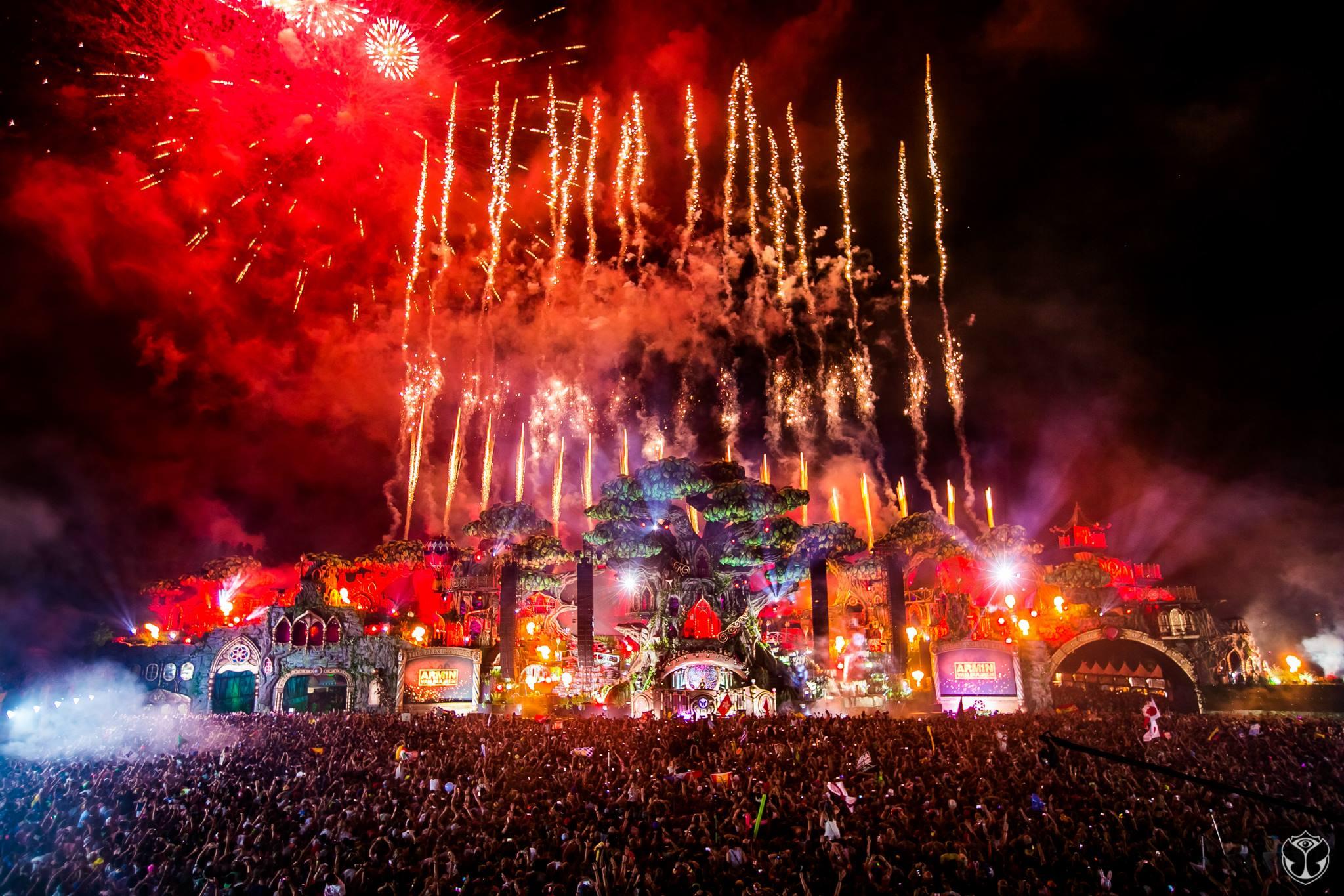tomorrowland new stage