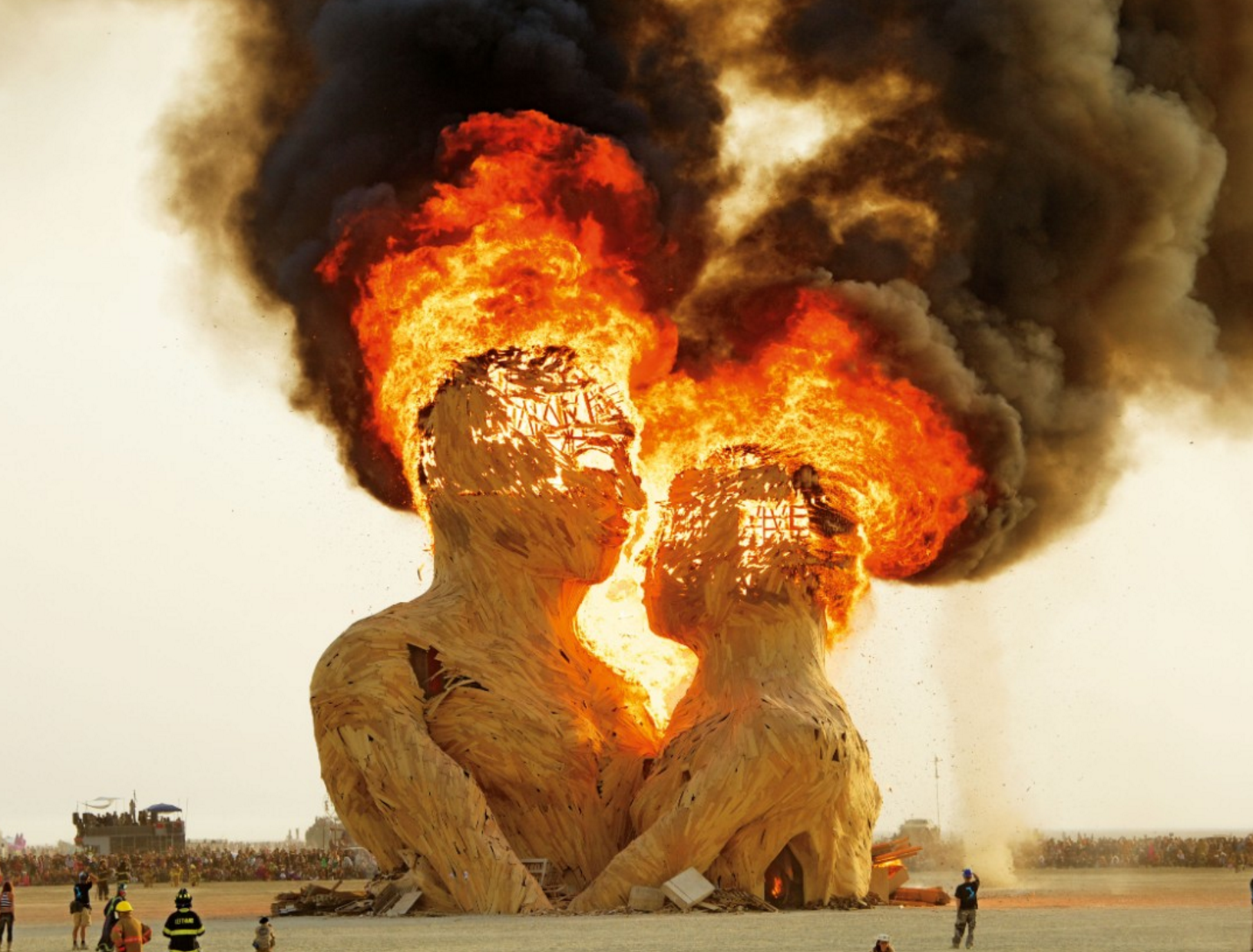 Burning Man Sues BLM Over Millions In Fees