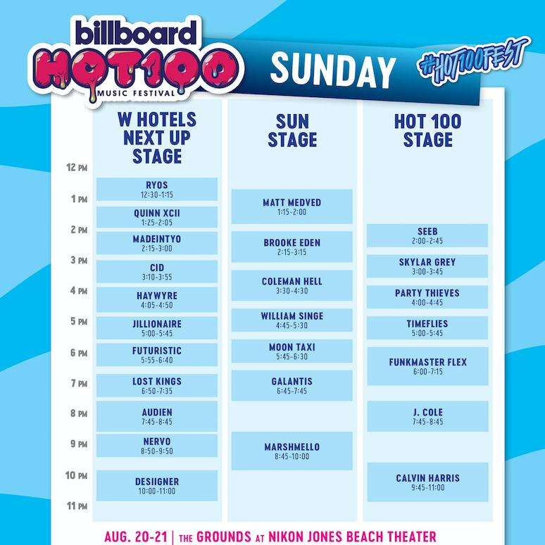 Sunday Schedule (1)