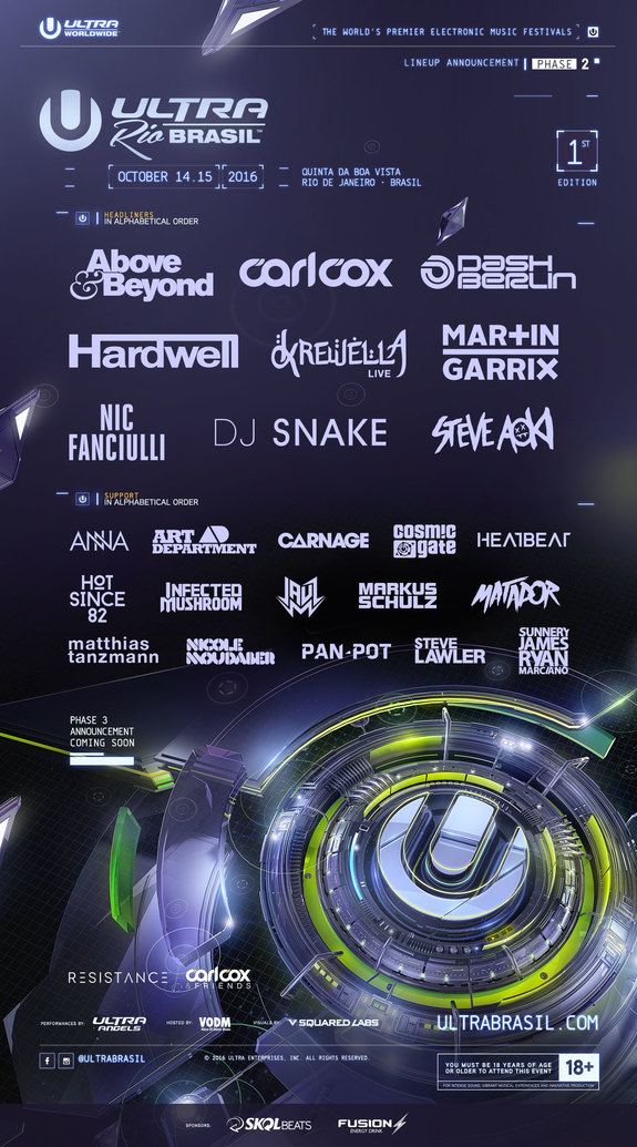 ultra brasil phase two
