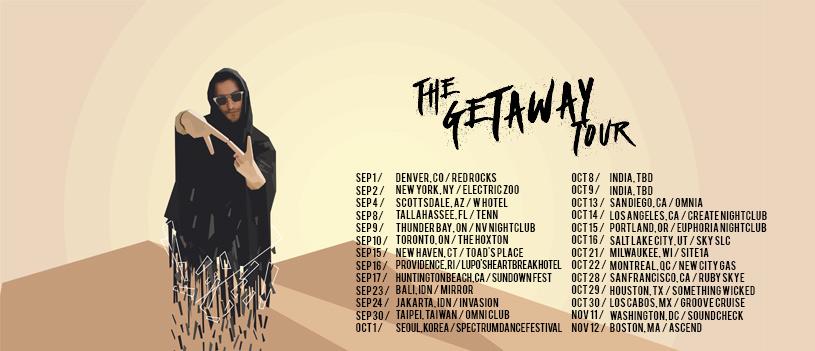 Getaway Tour