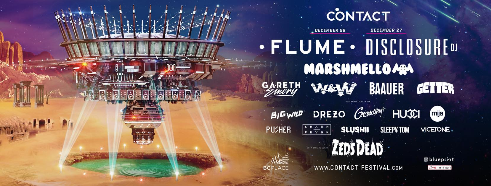 Contact winter music festival announces full lineup launches contact winter music festival announces full lineup launches presale malvernweather Images