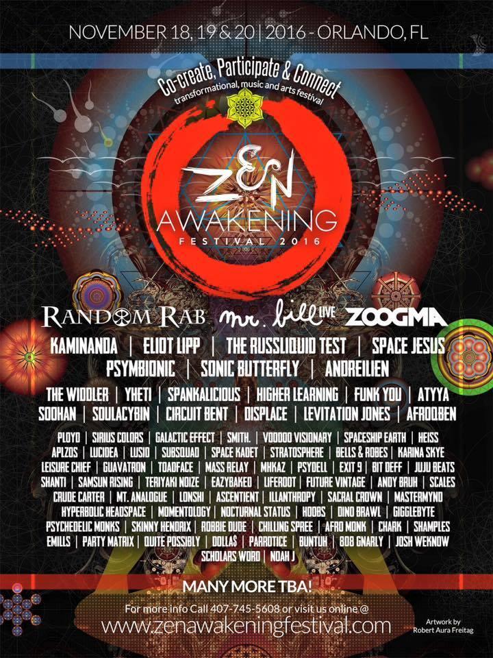 Zen-Awakening-Lineup