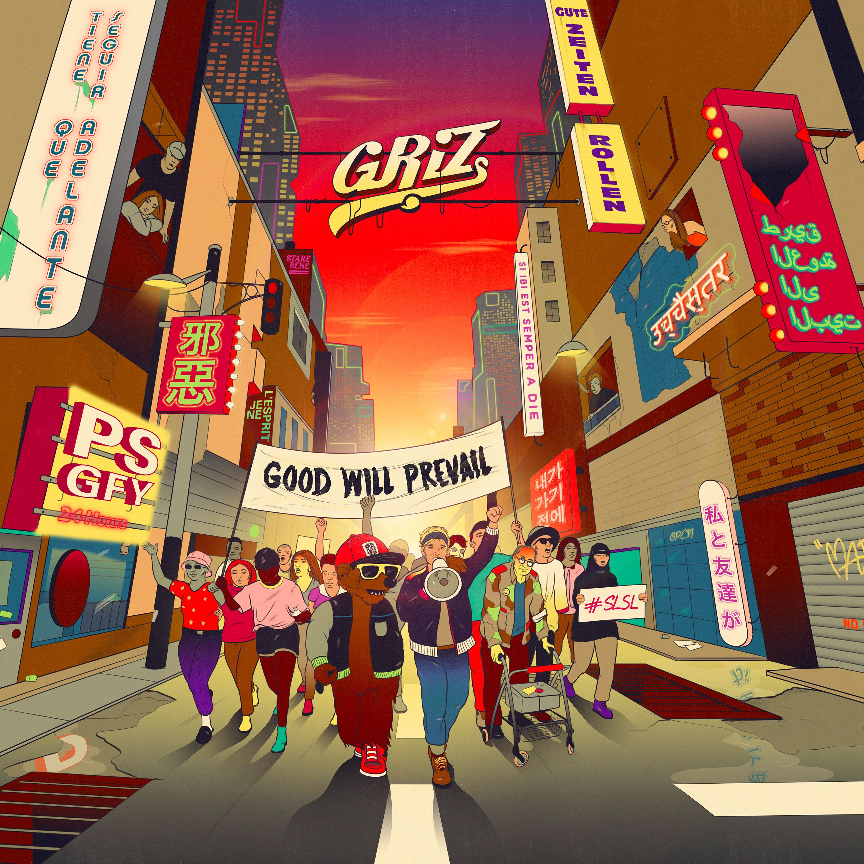 "GRiZ Releases Fourth Full-Length Studio Album ""Good Will ..."