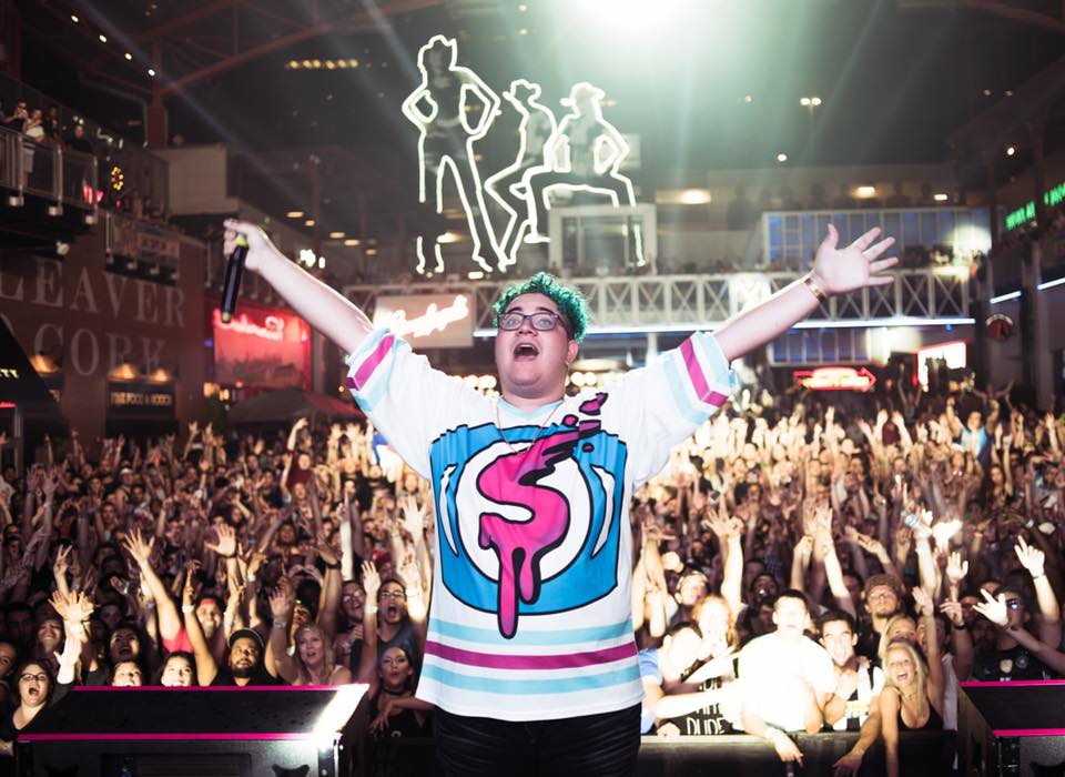 Watch DJ Swoon In Action Before He Became Slushii