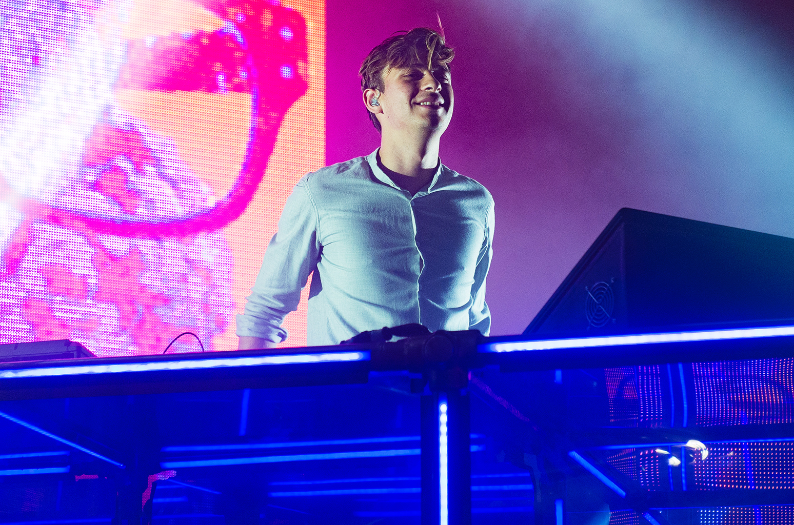 Flume Performs At Le Trianon
