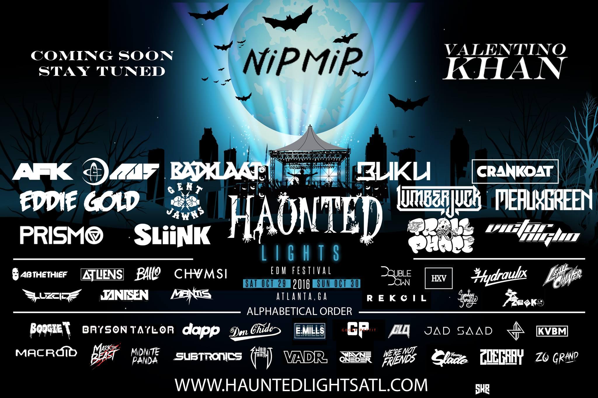 hauntedlights