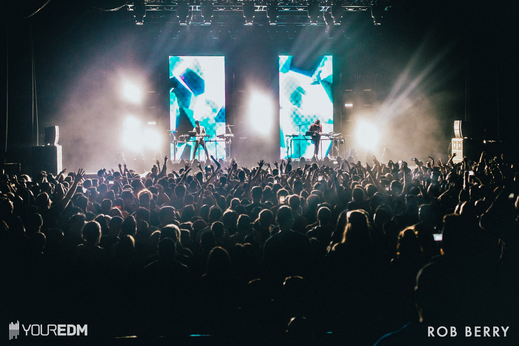 porter robinson x madeon takes shelter tour to new york city [event