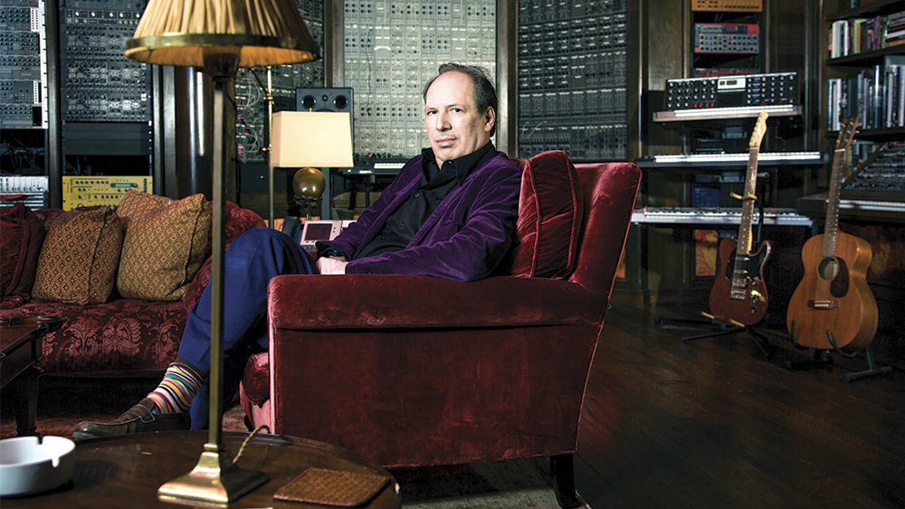 Hollywood 39 s most decorated composer reveals his biggest for Hans zimmer house