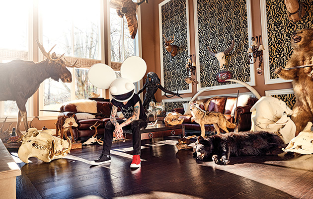 Deadmau5 Takes Aim At Film, TV, Ads with New Label 'beathau5'