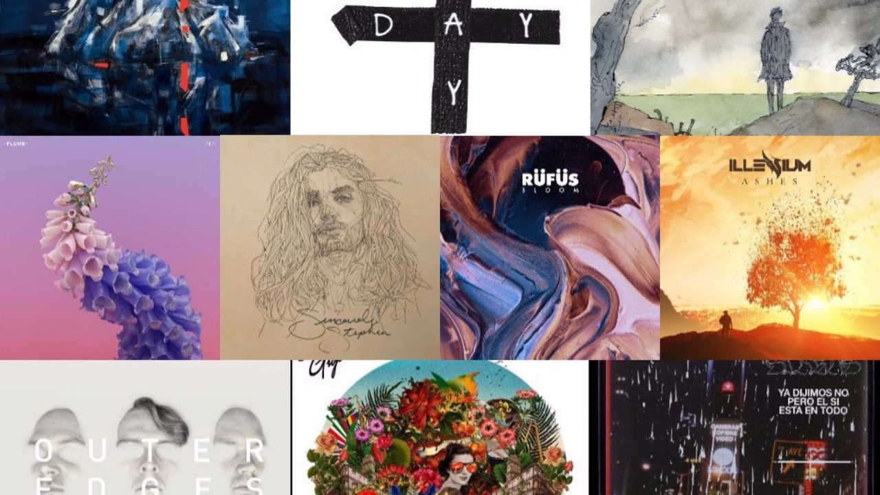 Your EDM's Top 10 Albums Of 2016 | Your EDM