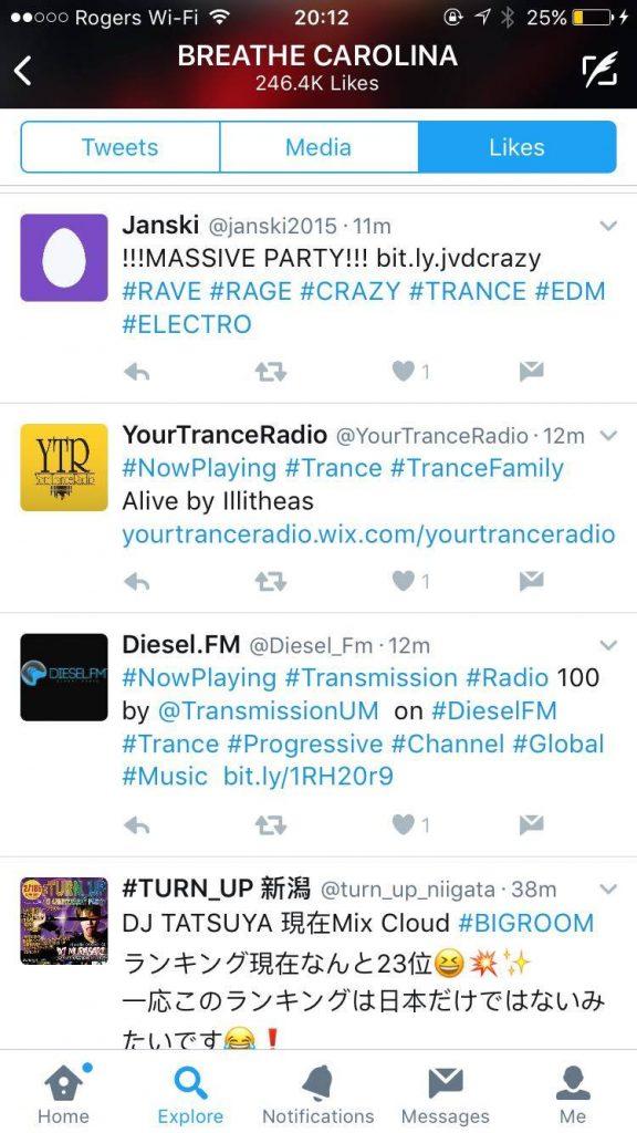 Opinion: Famous DJs Using Social Media Bots Weakens