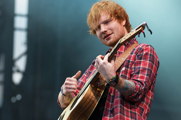 This Ed Sheeran song is now Spotify's most-streamed
