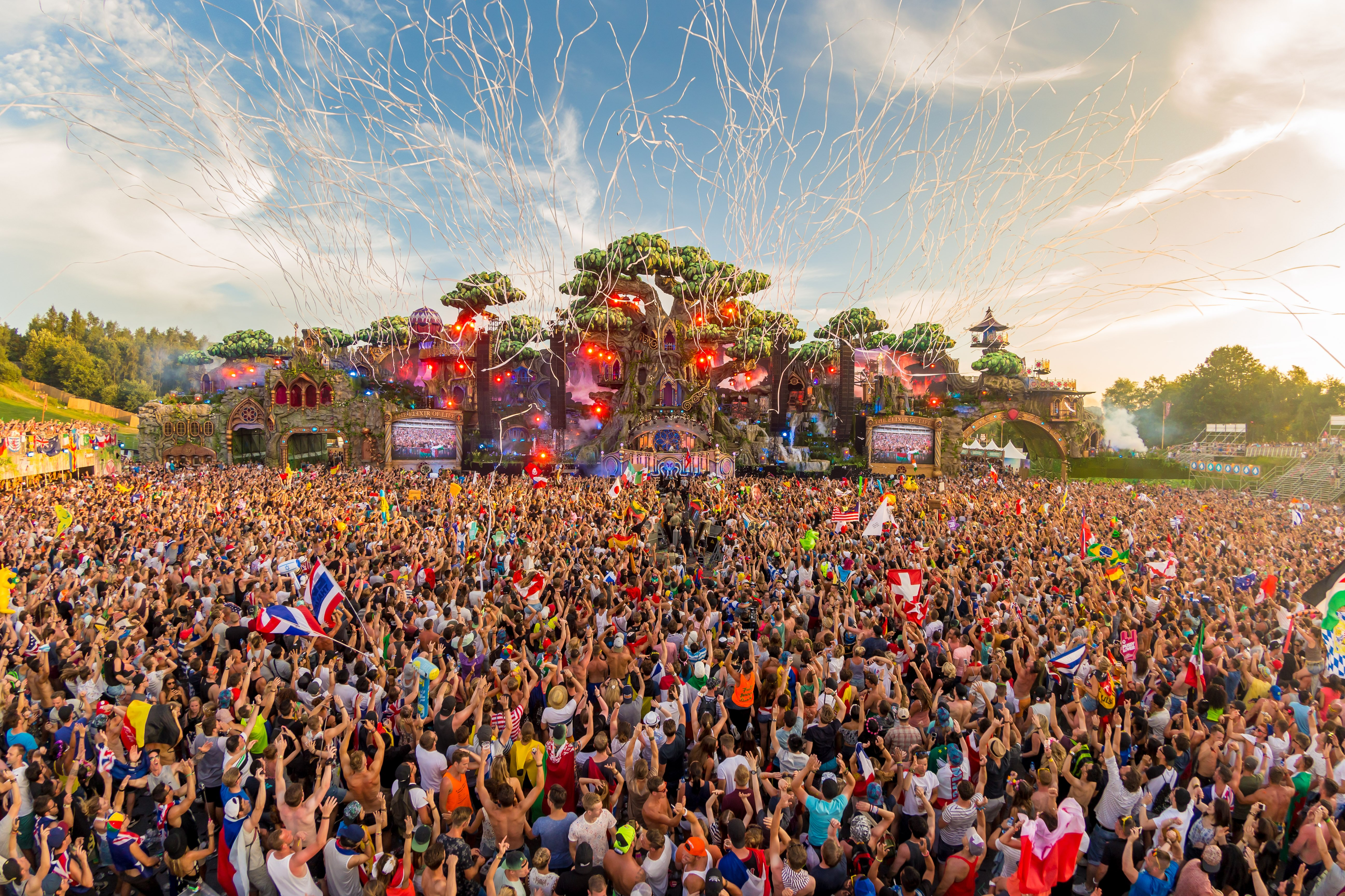 Tomorrowland announces yet more names for 2017 festival for Free land 2017
