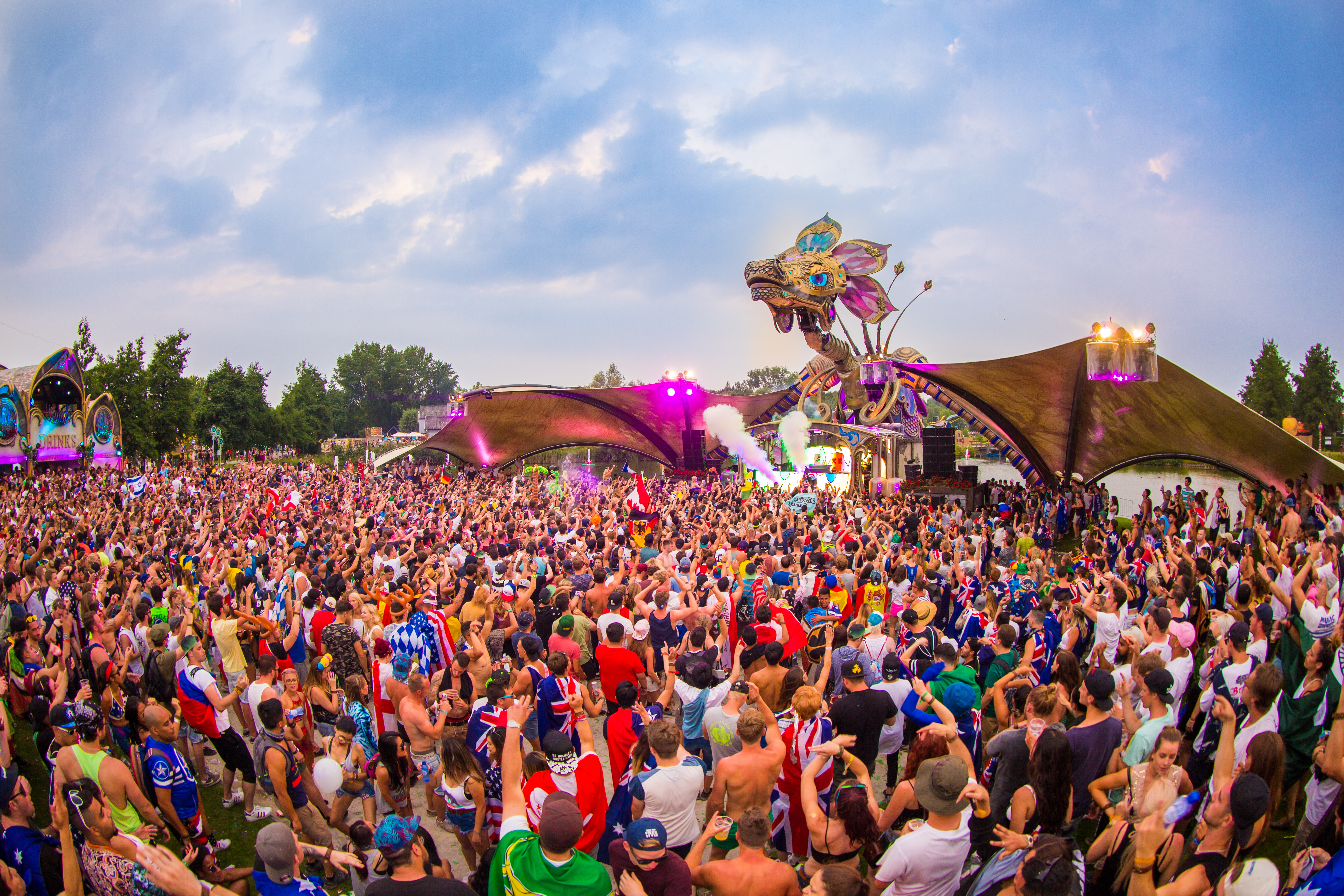 Tomorrowland 2017 Sells Out In 64 Minutes | Your EDM