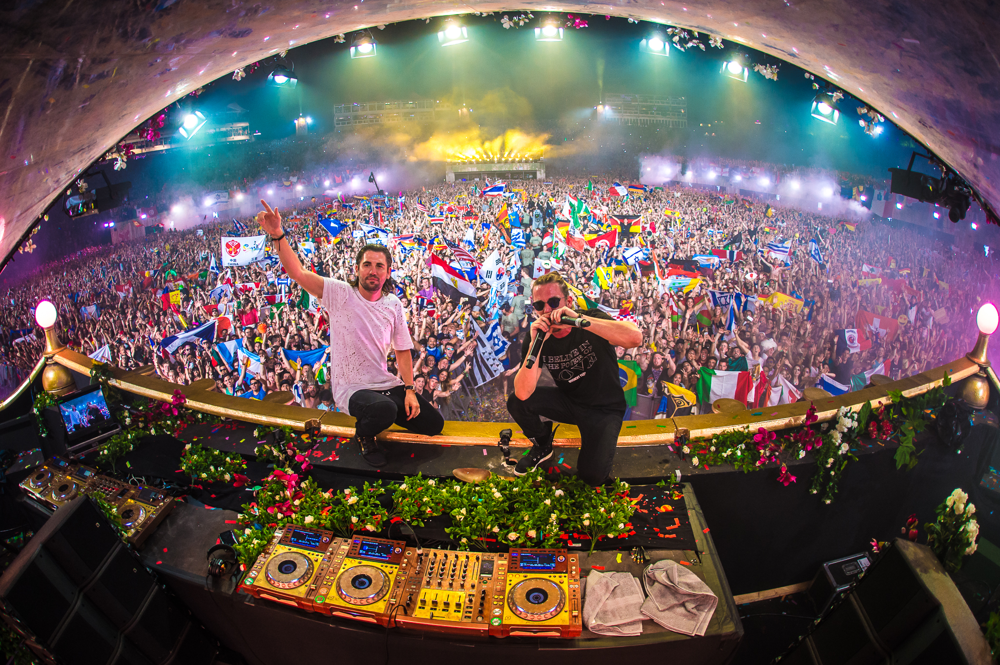 Could Dimitri Vegas Like Mike And David Guetta Have A New Collaboration On The Way
