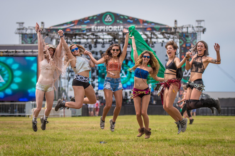 Win 2 VIP Camping Passes To This Year's Euphoria Music