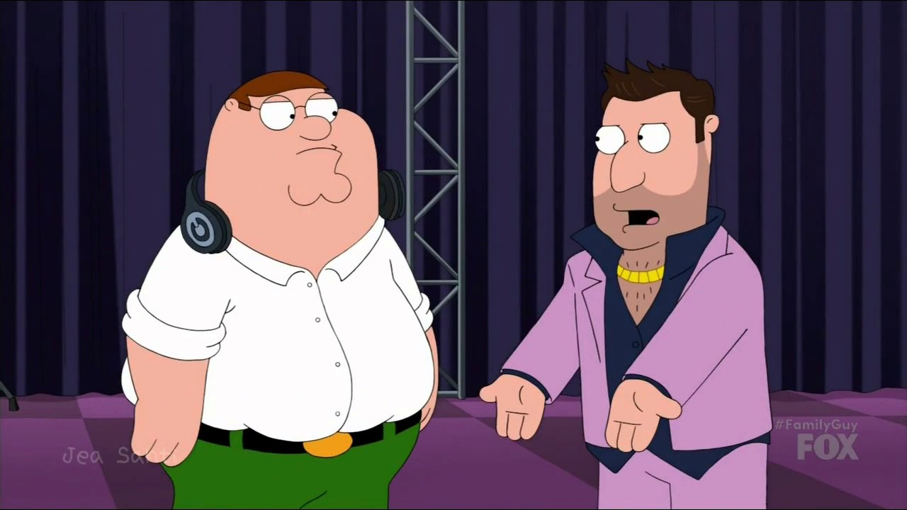 Peter Griffin Becomes A DJ On The Midseason Premiere Of