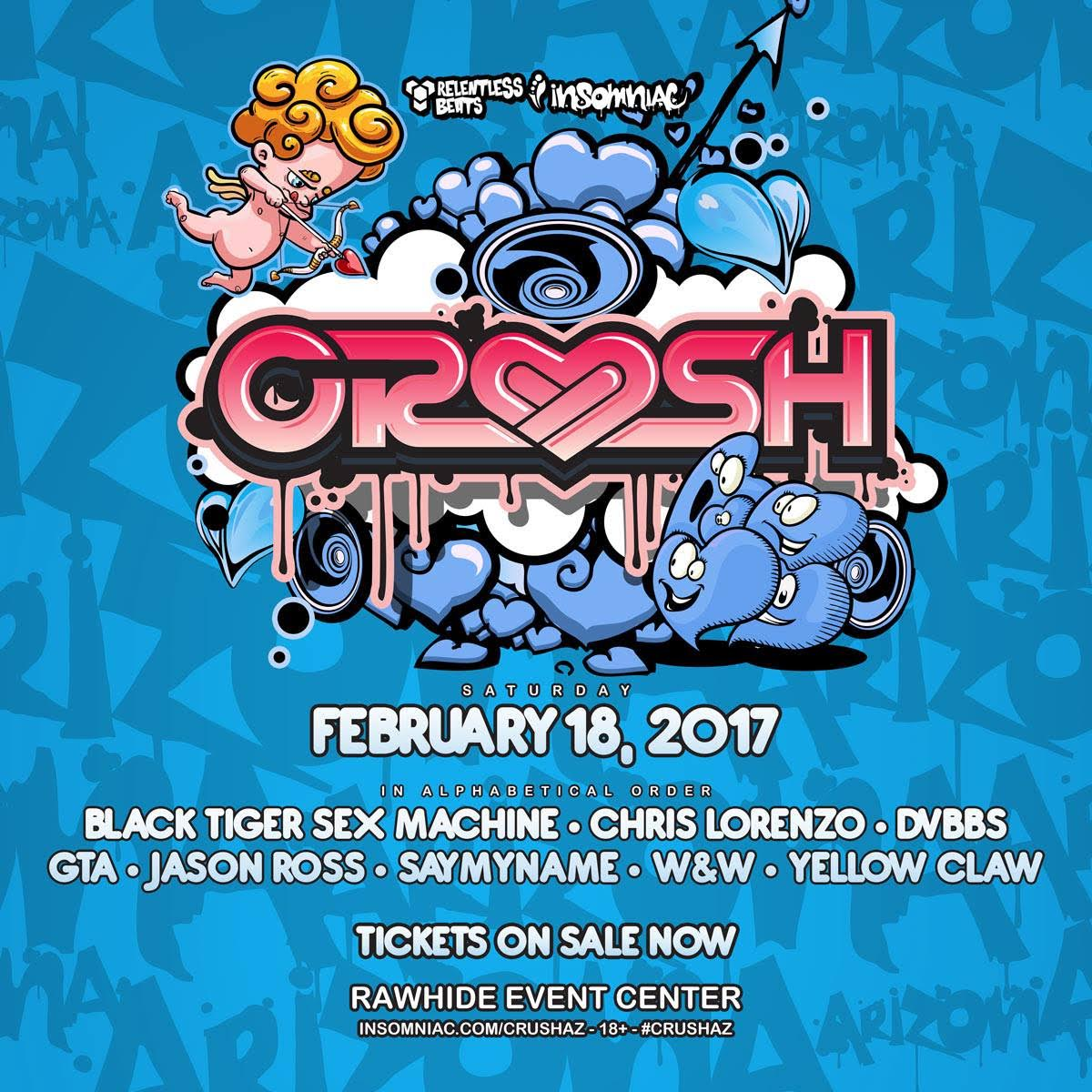 Win An Exclusive Vip Meet And Greet With Ww At Crush Arizona