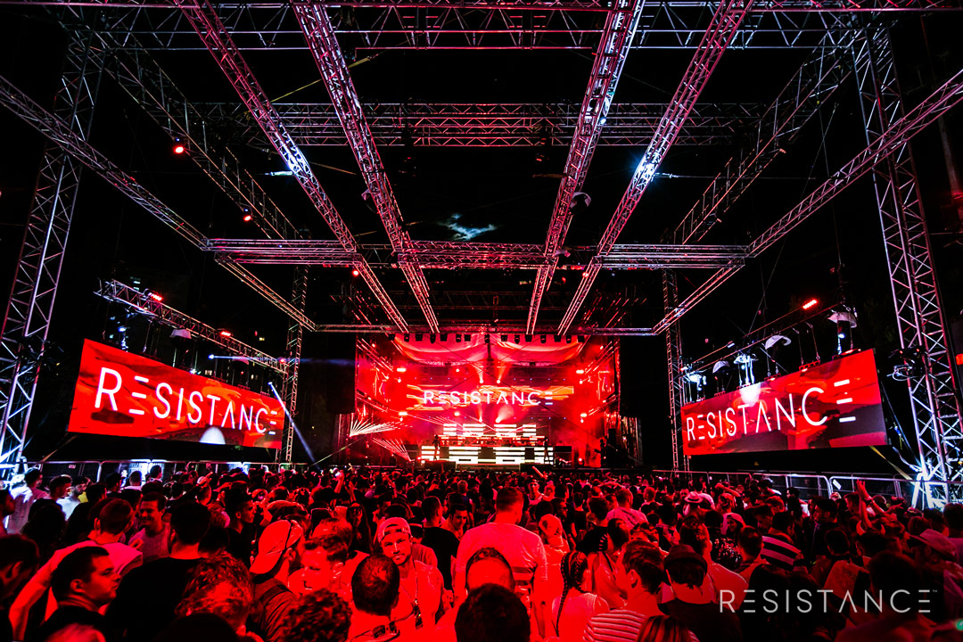 Resistance Is Coming Back to Ibiza & It's Going To Be Better Than Ever!