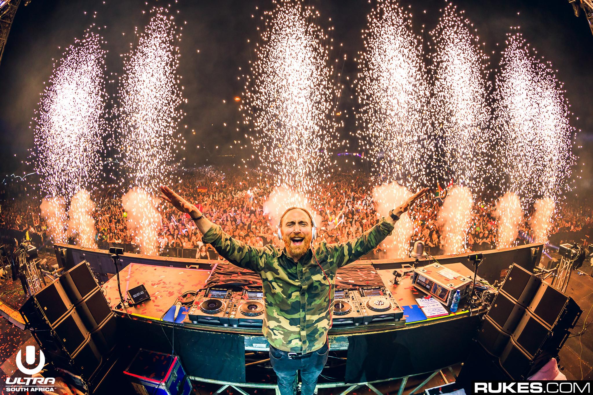 David Guetta Sparks Rukes