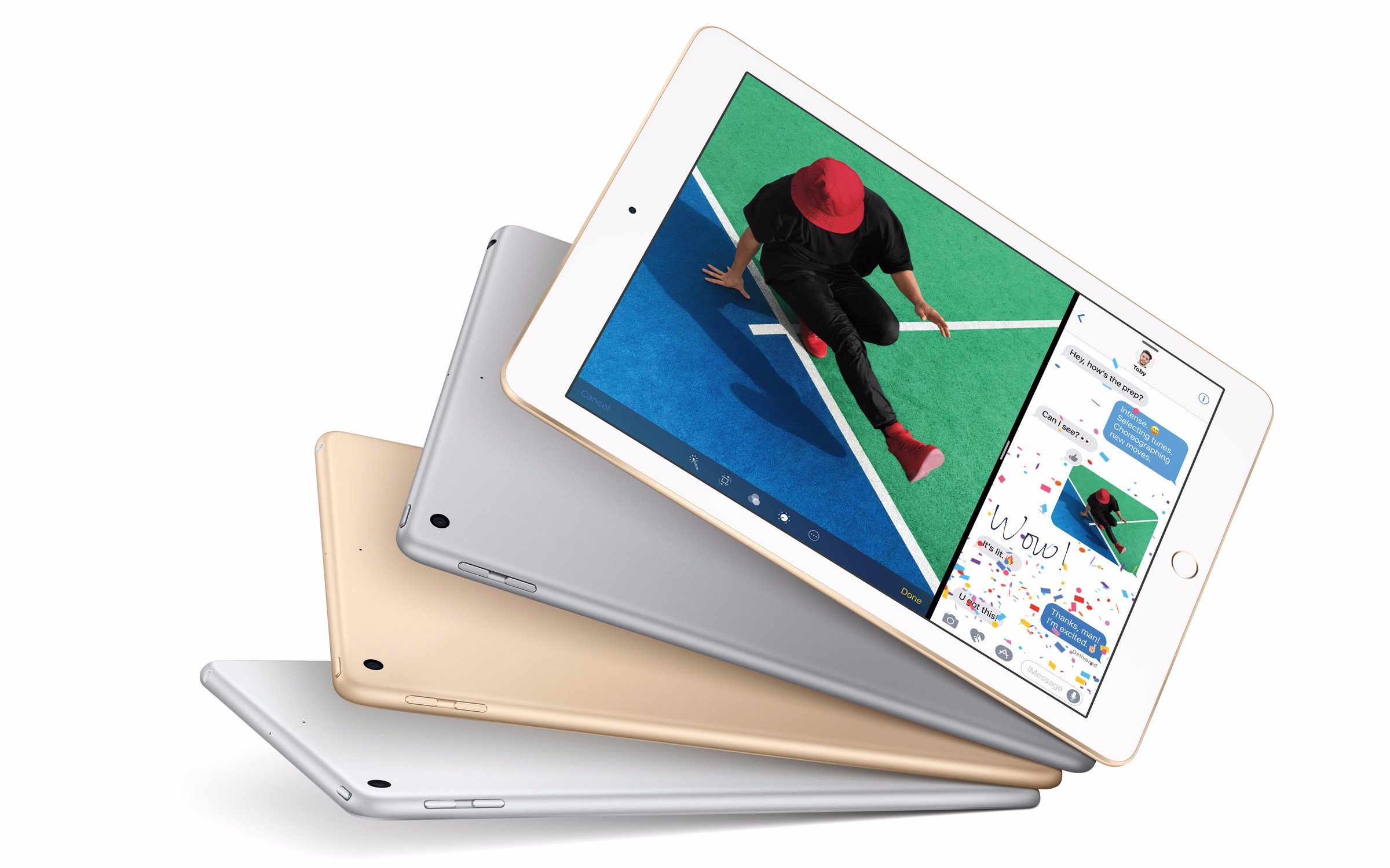 LEAK: Apple Seeks To Launch New Generation of iPads & iPod Touch