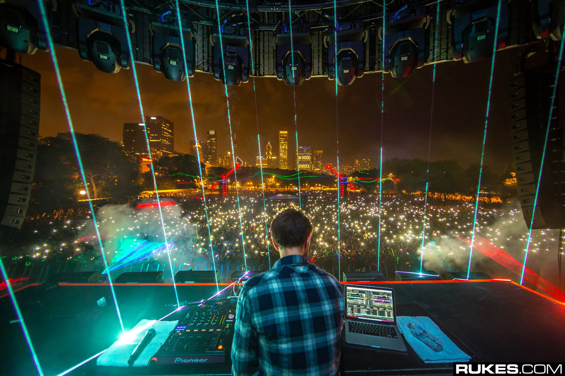 Rukes Lollapalooza