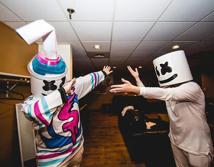 Slushii & Marshmello- There x2 Preview]