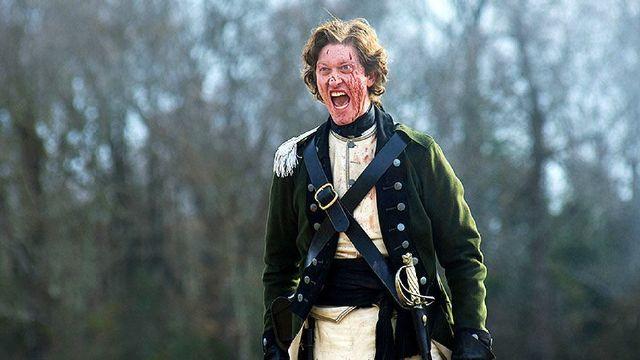 Samuel Roukin as Captain John Graves Simcoe on AMC's Turn Washington Spies