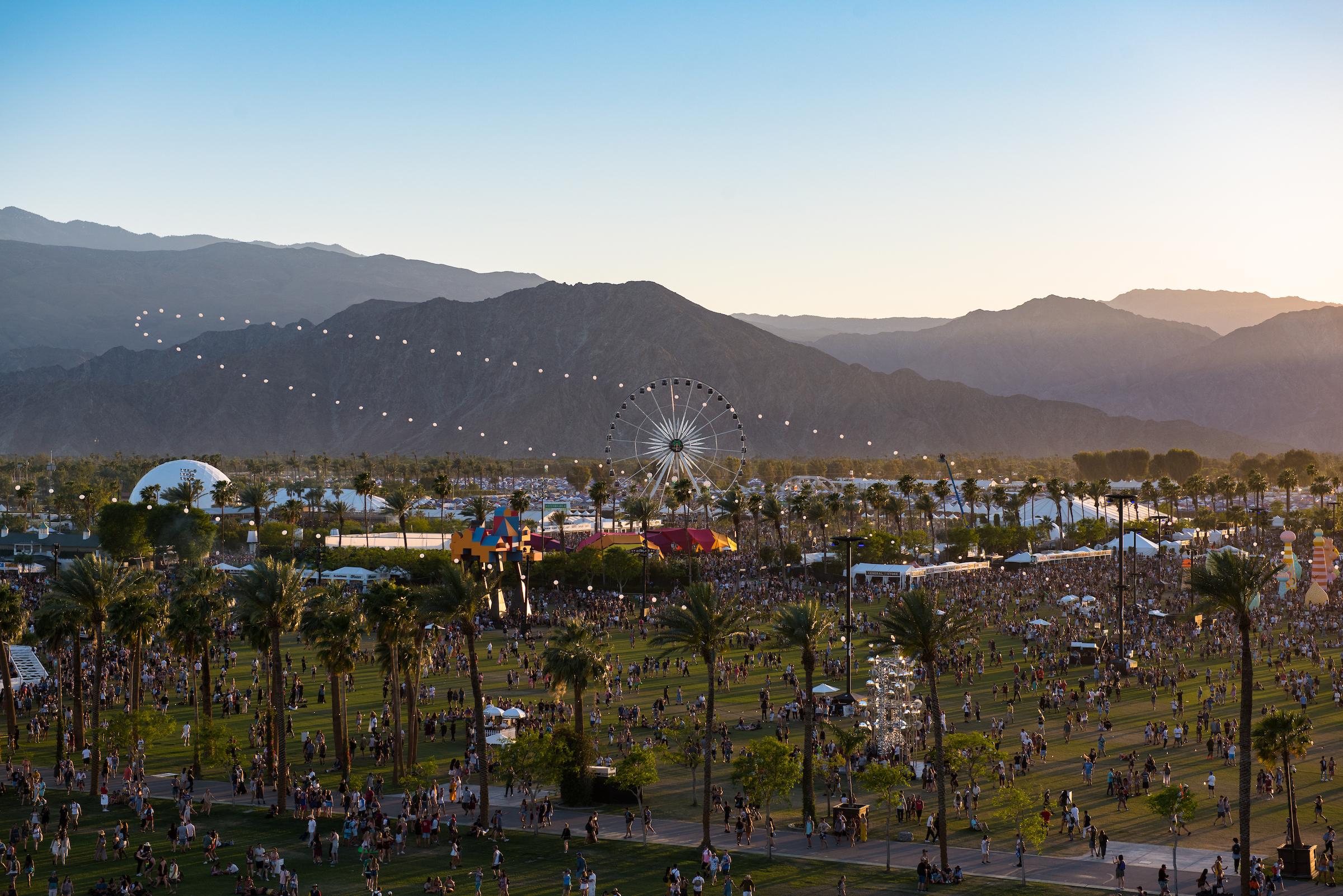 Coachella Bans Weed, Even Though It's Legal in California