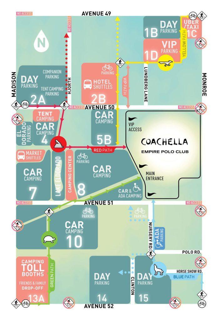 Coachella 2017 Set Times, Festival Maps & More Are