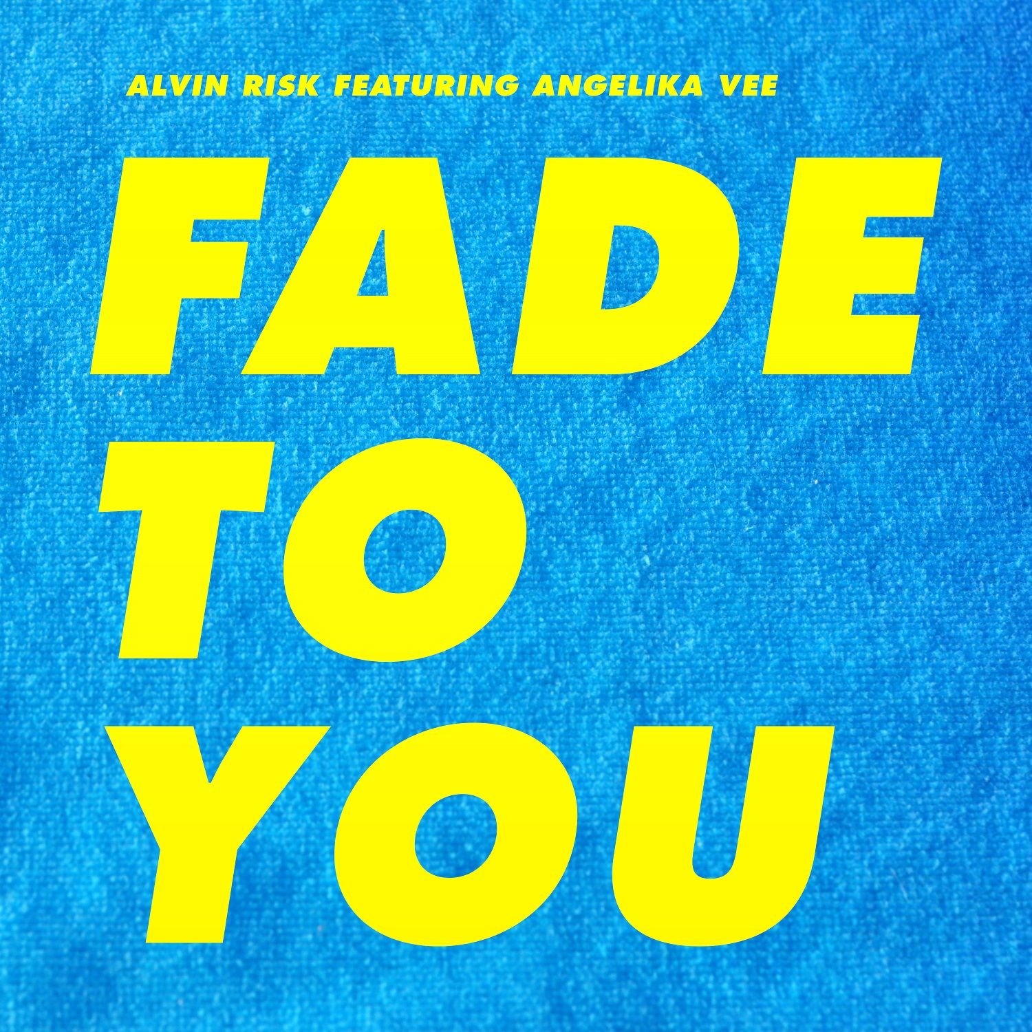your edm premiere alvin risk fade to you ft angelika