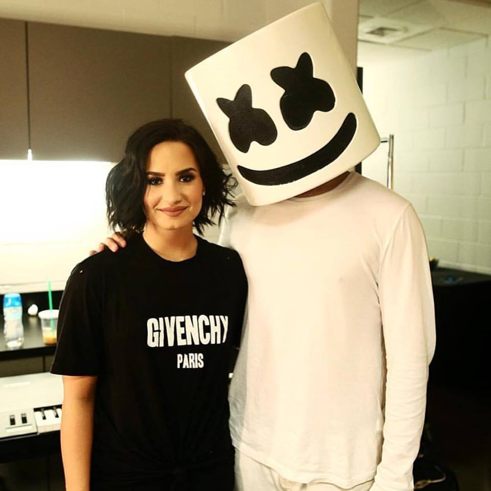 """Let Me Love You Song Download: New Marshmello X Demi Lovato Song """"Love Don't Let Me Go"""