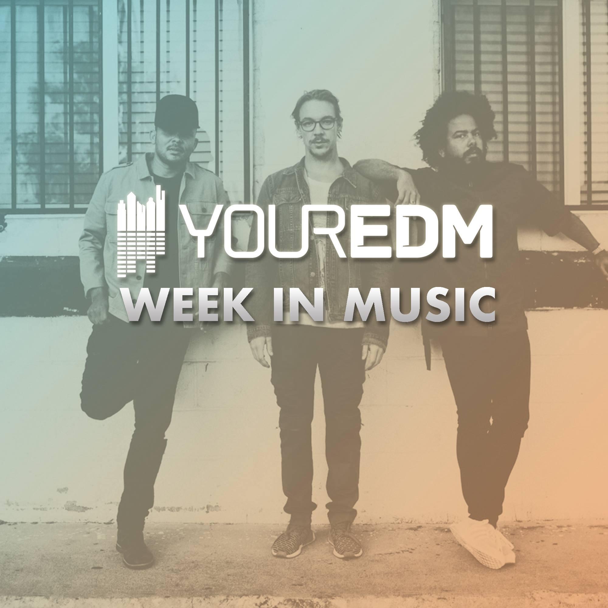 Week In Music 6/2/17