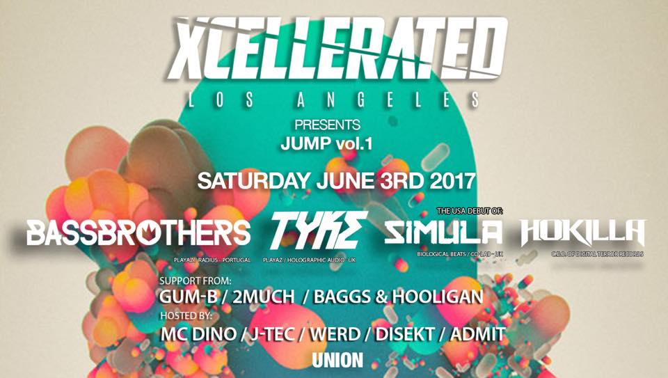 Xcellerated Returns to LA With a