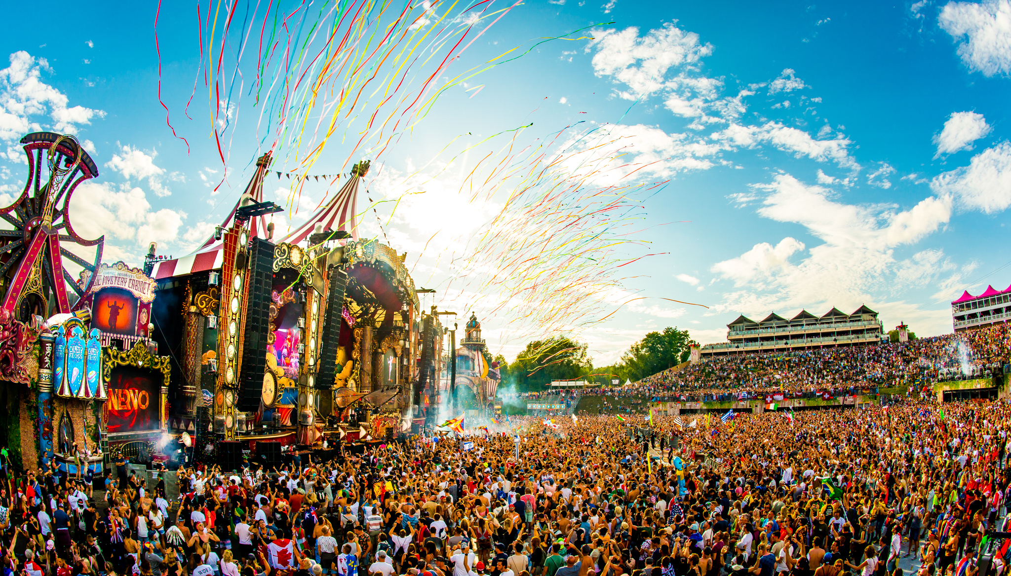 Image result for tomorrowland 2019