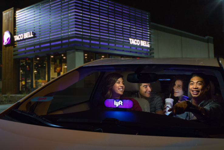 Did Lyft and Taco Bell Just Solve the Stoned Driving Dilemma?