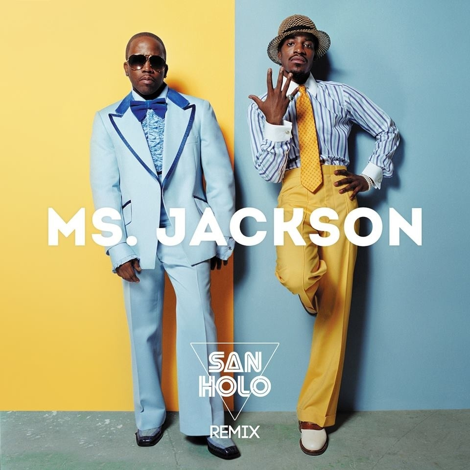 San holo remixes outkast 39 s classic ms jackson into for House remixes of classic songs