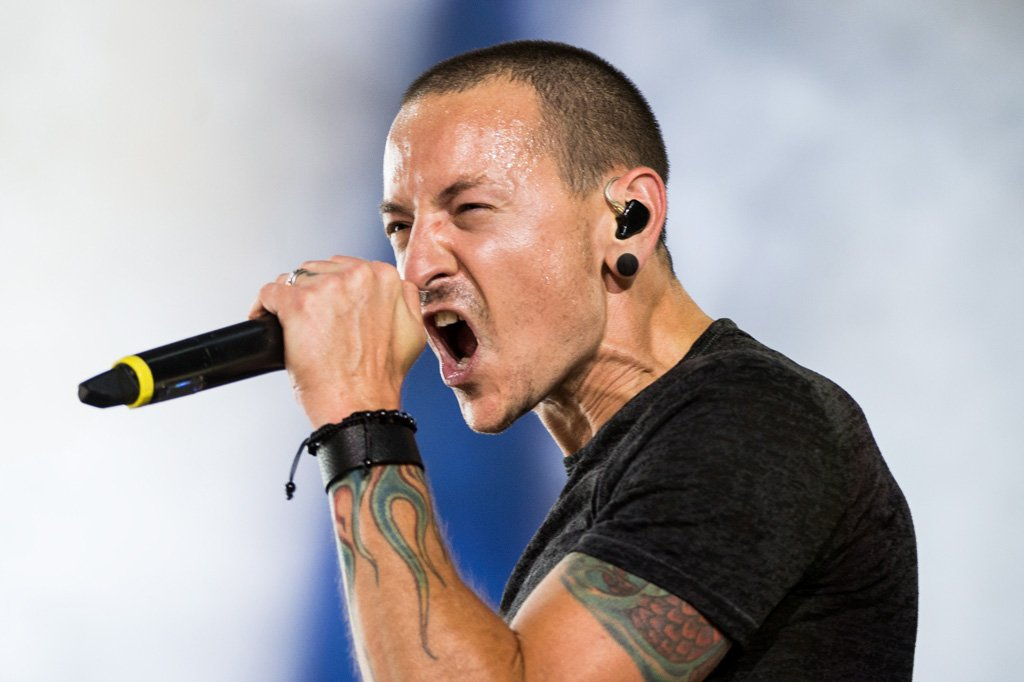 Linkin Park Lead Singer Chester Bennington Commits Suicide