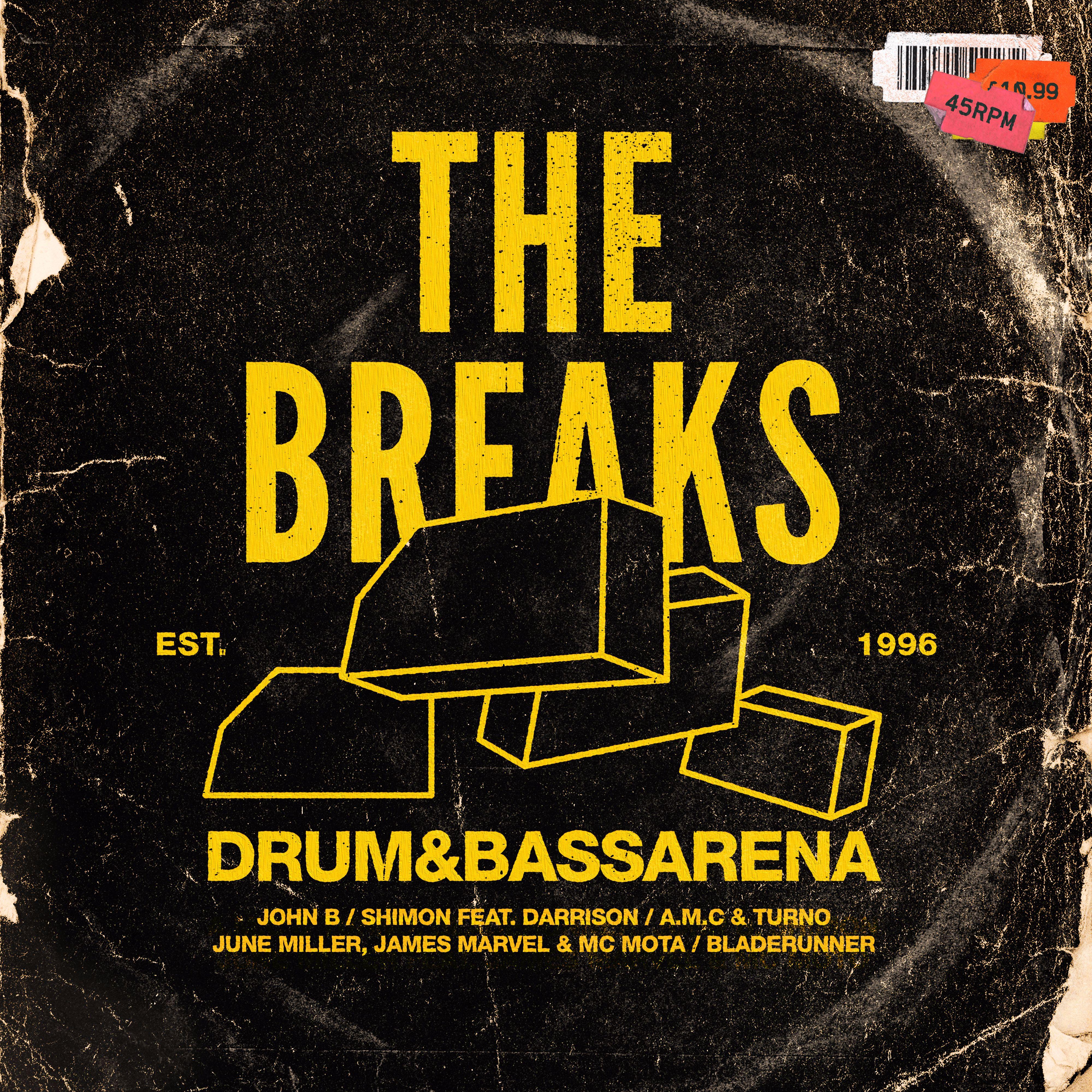 John B - Drum 'N' Bass Visions