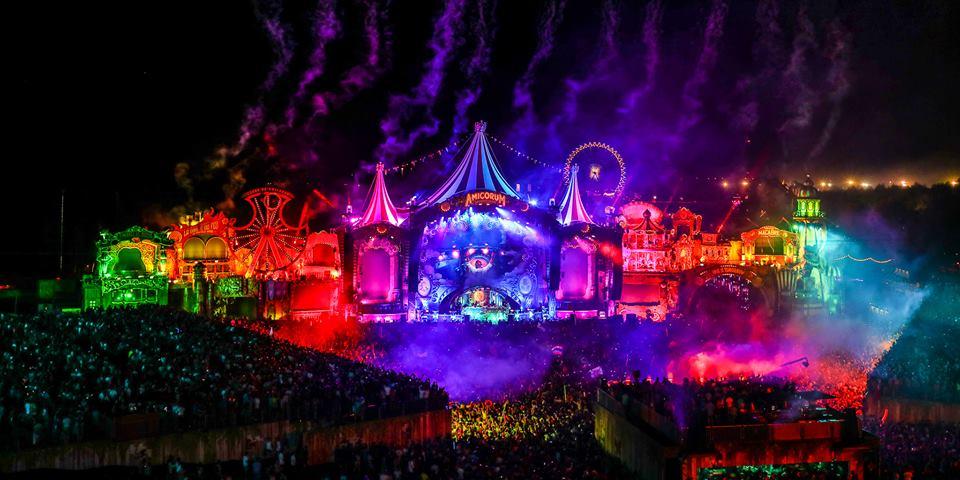 Martin Circus Before It Gets Dark