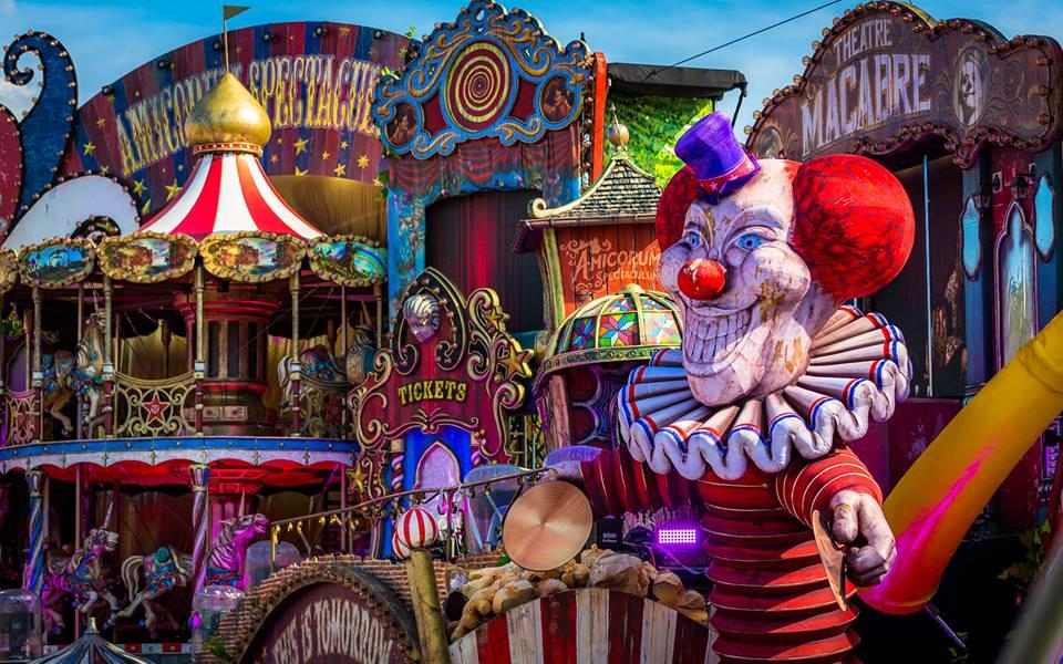 Tomorrowland Nailed 2017 S Amicorum Spectaculum Theme