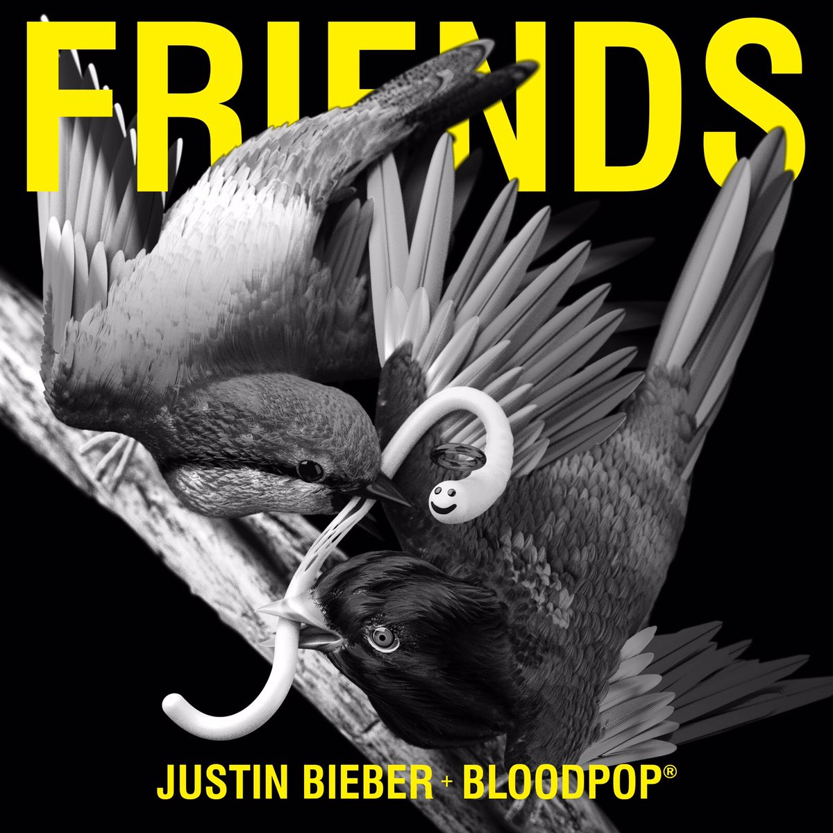 Justin Bieber and BloodPop Collaborate on New Single 'Friends'