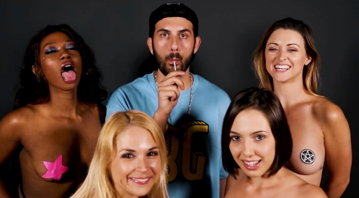 porn hub music video