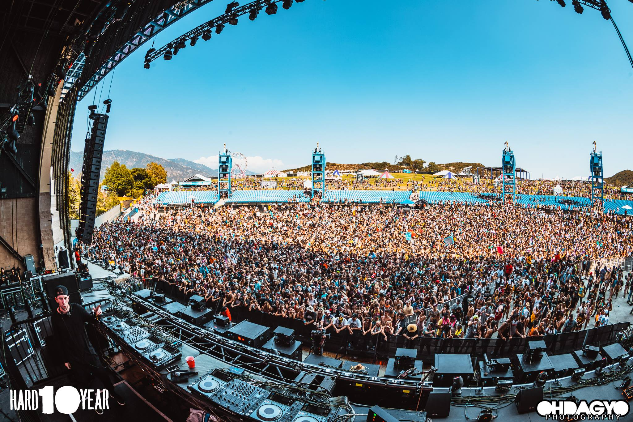 Watch HARD Summer 2018 All Weekend Long [LIVE STREAM]   Your EDM