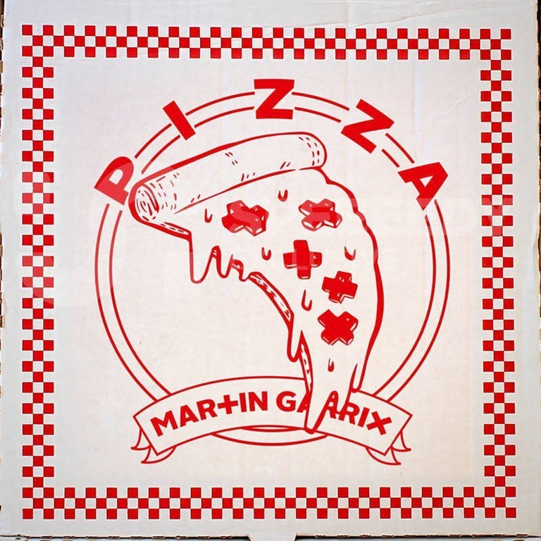 "Martin Garrix ""Pizza"" Will Drop This Friday 