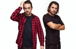 Dimitri Vegas & Like Mike - 2017 press image